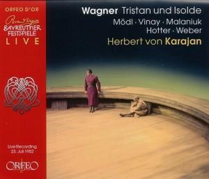 Bayreuth Orfeo Tristan Karajan