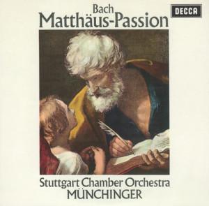 Wunderlich Matthäuspassion