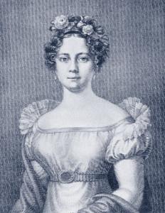 """Beethovens """"Leonore"""": Anna Milder-Hauptmann (1785–1838), die erste Leonore in allen drei fassungen/ Wiki"""